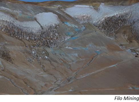 Filo reanudará campaña de perforación en Atacama