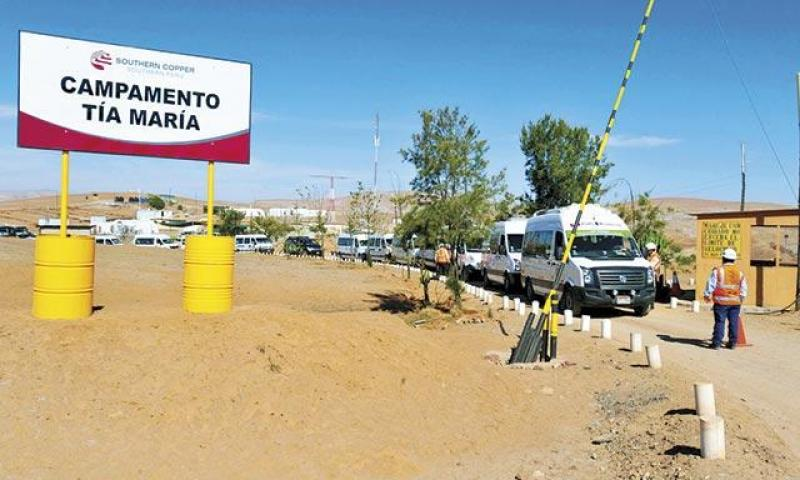Govt and business call for dialogue over Tía María strike