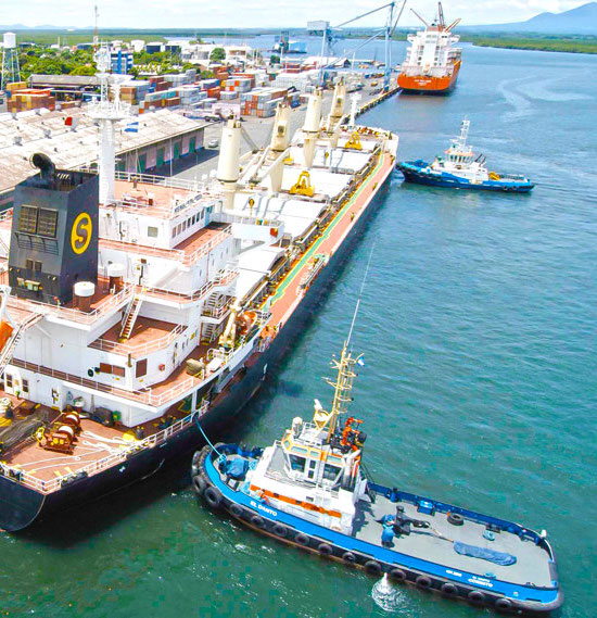 Nicaragua adjudicará proyectos para modernizar Puerto Corinto