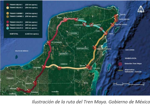 Why AMLO's Maya train project is not a done deal