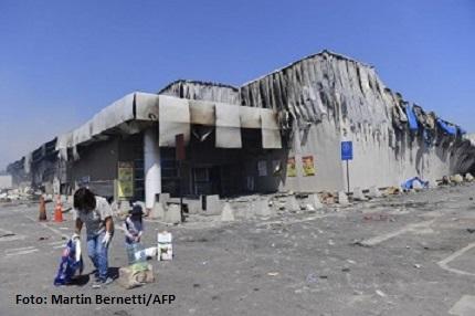 Aseguradoras chilenas afirman que es muy pronto para evaluar consecuencias de protestas