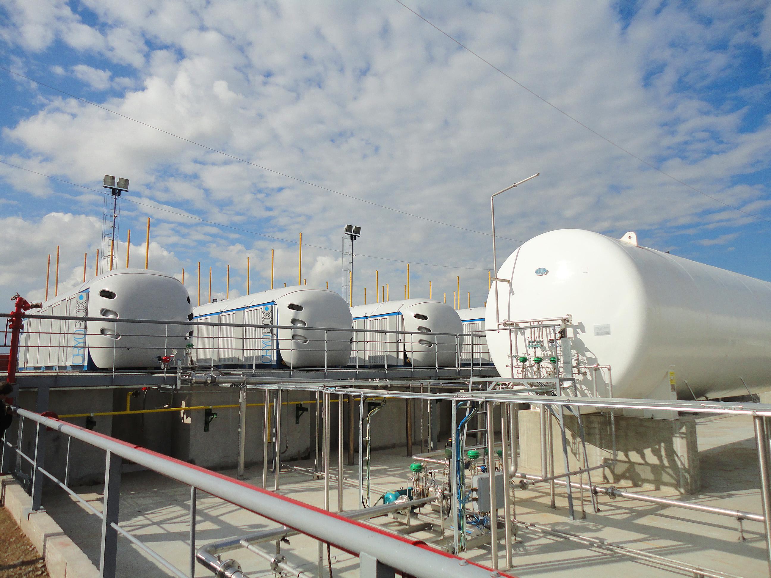 Golar Power y Galileo suministrarán biometano y GNL a Brasil