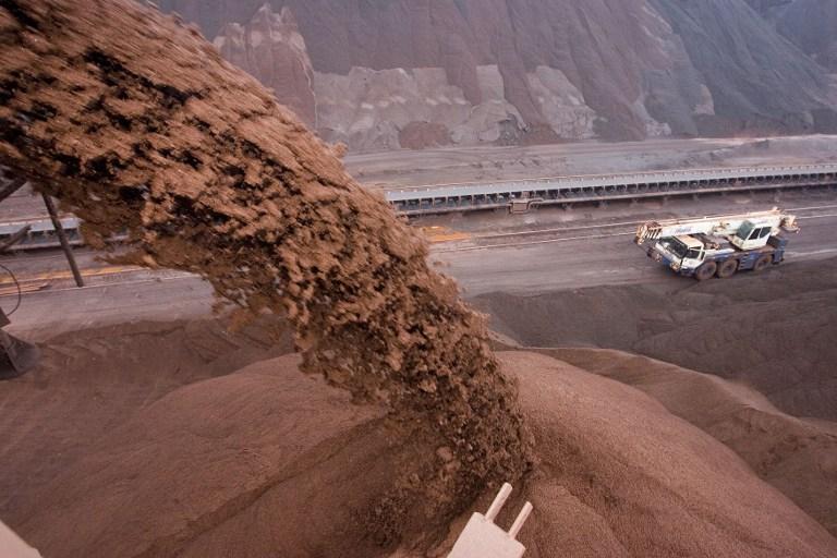 TENDENCIAS: El rally del mineral de hierro fue