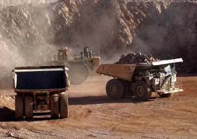 Strike halts operations at BHP's Cerro Colorado