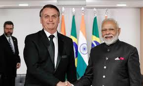 Vínculos más estrechos con India impulsarían sector energético de Brasil