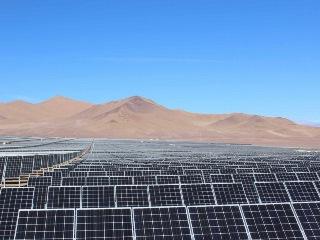 El potencial de la energía solar en la minería de Chile