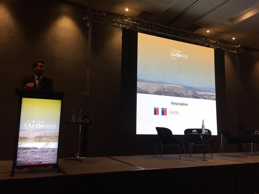 Chile prepara estrategia para sector del litio