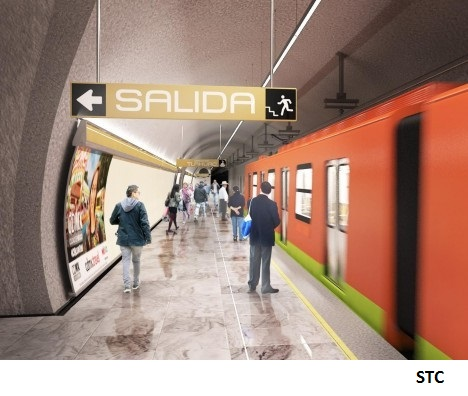 Mexico City readies US$850mn upgrade for metro line No. 1