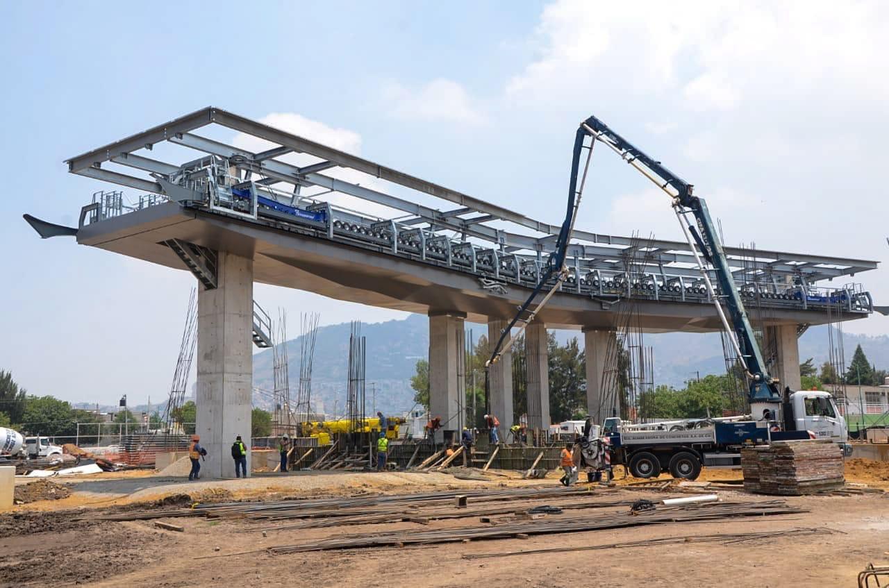 Mexico City to turn transfer center into transportation hub