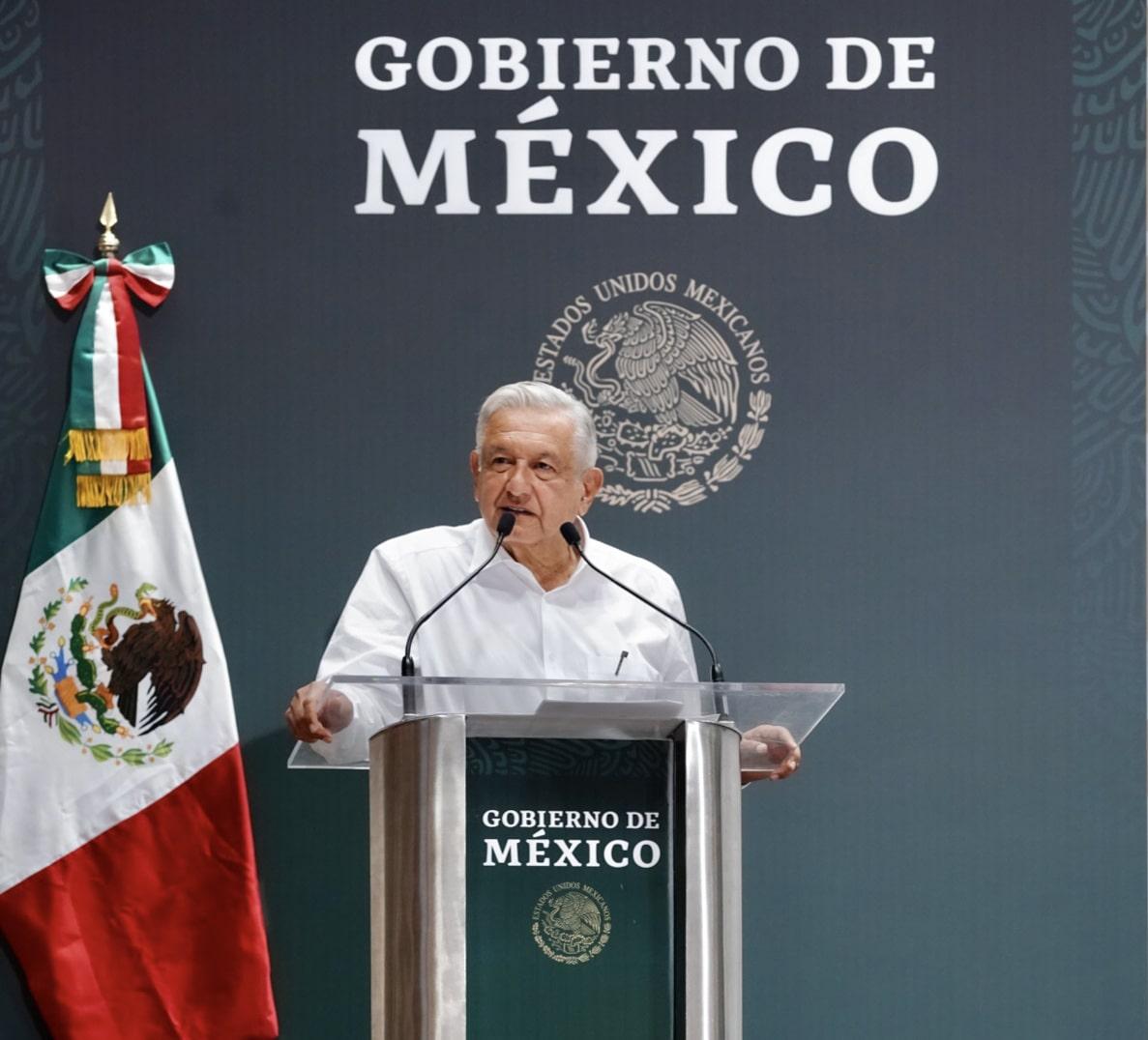 México suspende informes de avance de megaproyectos por elecciones de medio período
