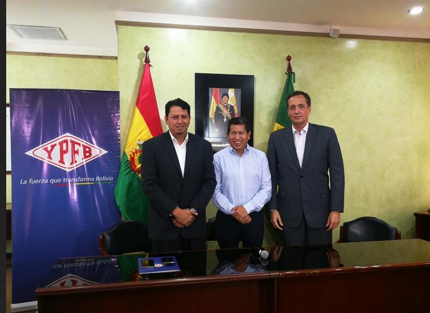 YPFB and Amber Energía subscribe memorandum of understanding