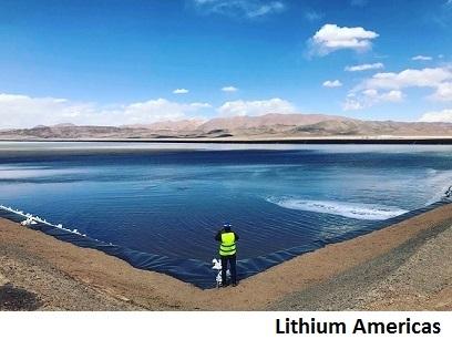 Presupuesto para exploración de litio se dispara en Argentina