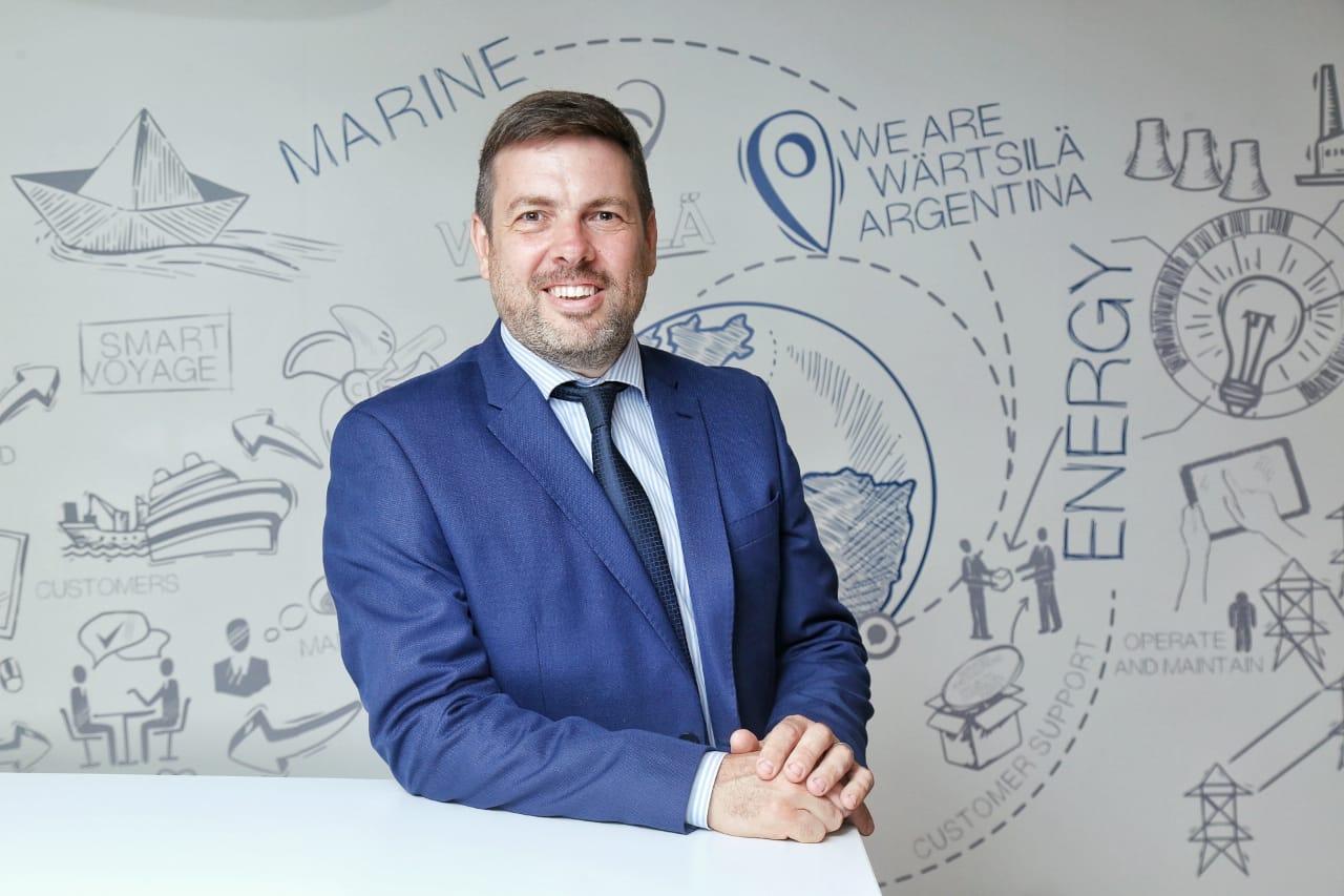 Wärtsilä Argentina se refiere a proyecto de generación de YPF y oportunidades regionales