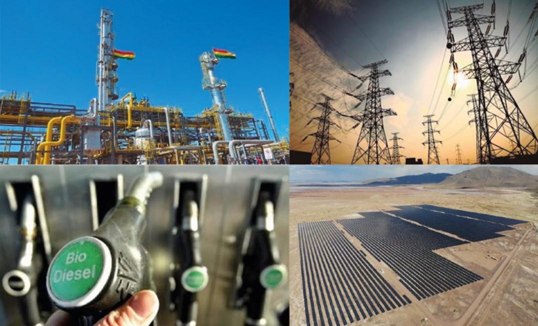 Avances y proyectos del sector hidrocarburífero y energético a los 75 días de gobierno del Presidente Luis Arce
