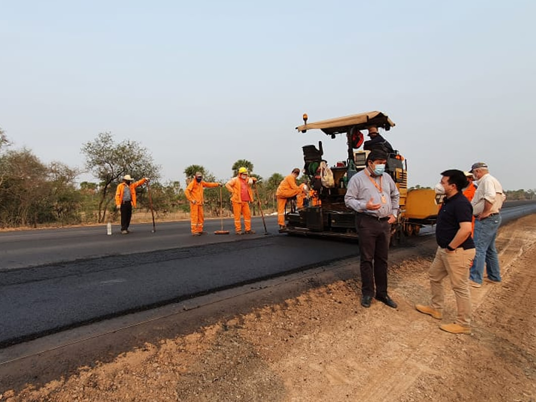 Paraguay cuts infra budget by 4%