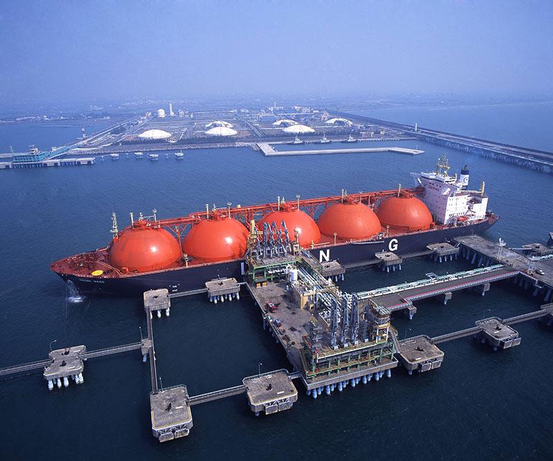 Brasil subastará área portuaria para termoeléctrica a gas