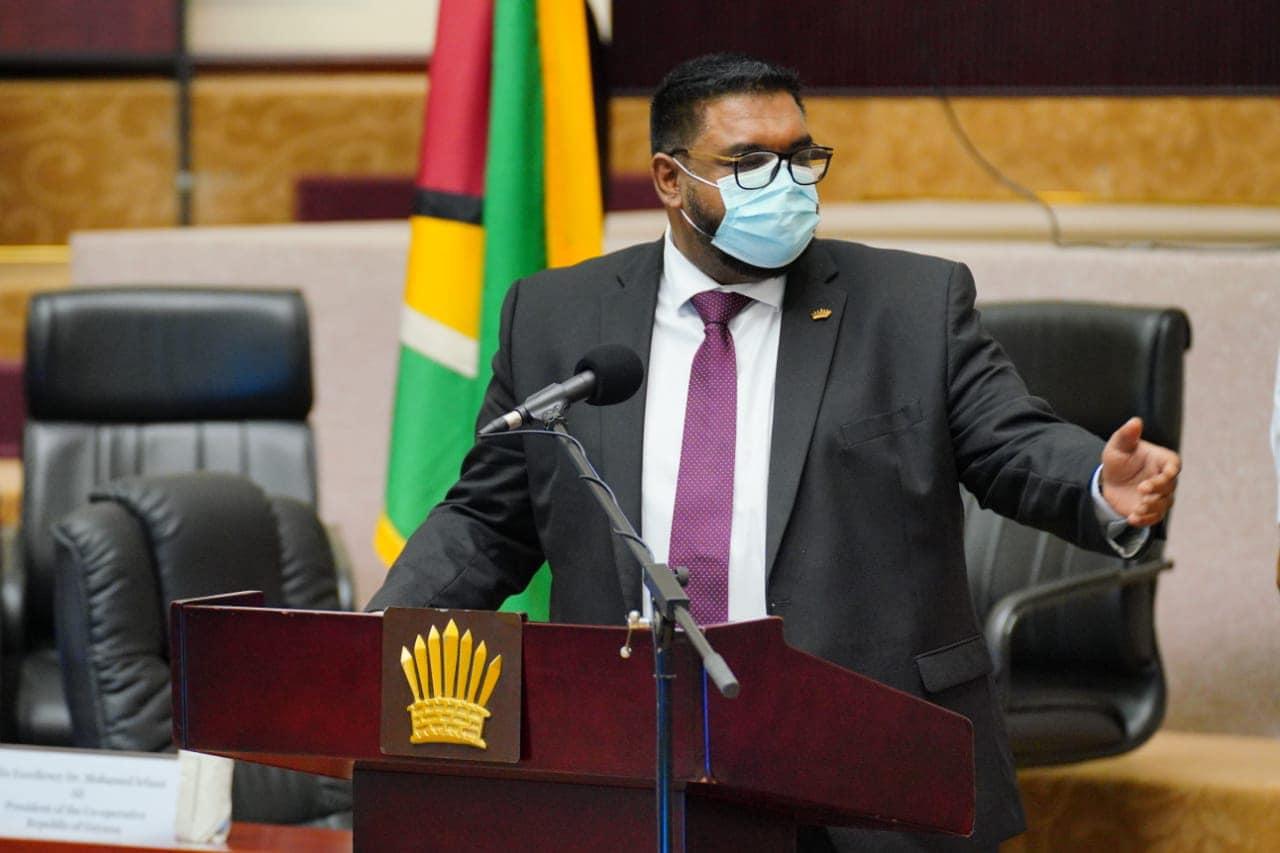 El fallo de la CIJ es una gran victoria y debería utilizarse para unir a Guyana: el presidente Ali