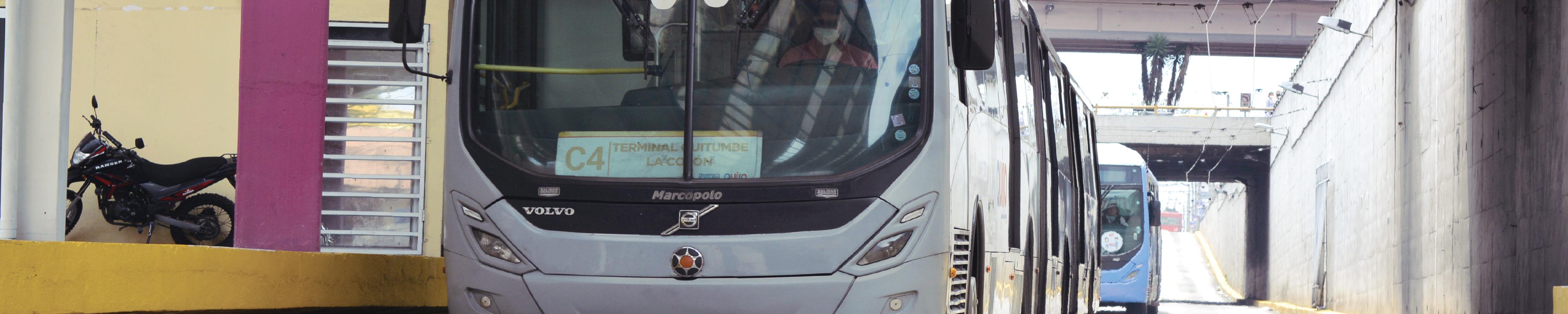 Cerca de un millón para modernizar el Sistema de Transporte de Quito