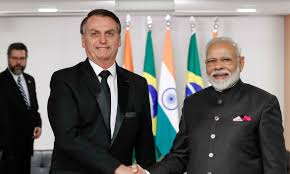 Closer relations with India could boost Brazil's energy sector