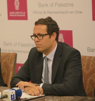Bank of Palestine apunta a infraestructura y comercio en la región