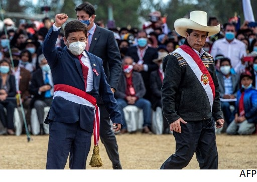 Prime minister appointment rattles Peru