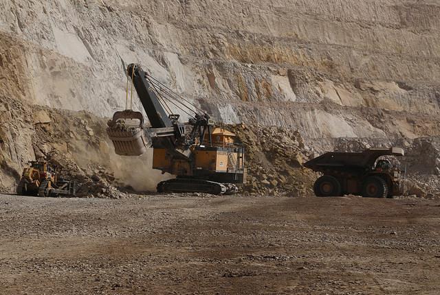 Antofagasta apuesta a récord en producción de cobre este año