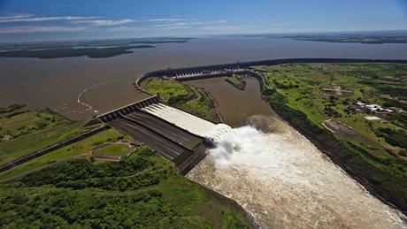 Itaipu alcanzó en noviembre récord de suministro acumulado al sistema de ANDE