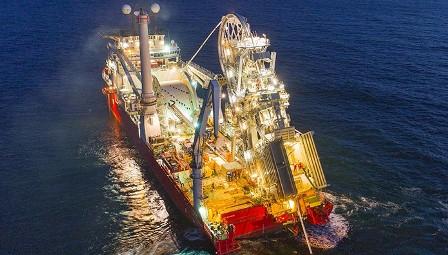 Petrobras contratará embarcaciones para tendido de tuberías
