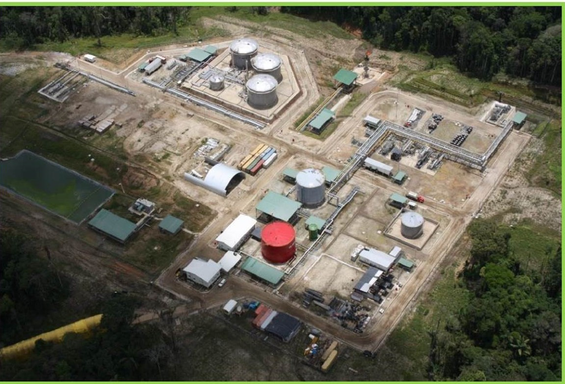 Lot 67 in Loreto restarts operations and boosts oil production in the northern jungle of the country