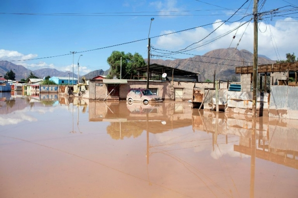 TREND: LatAm natural weather disasters - a question of extremes