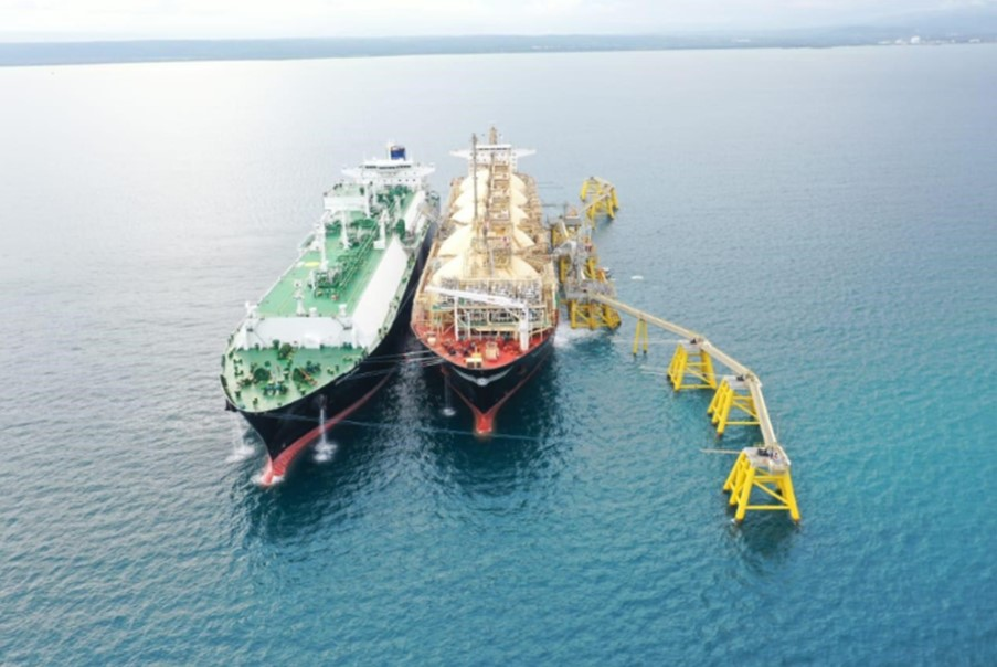 AES Dominicana implementa soluciones innovadoras para ampliar oferta de gas natural a nivel regional