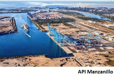 Project Spotlight: Mexican port Manzanillo's latest expansion plans