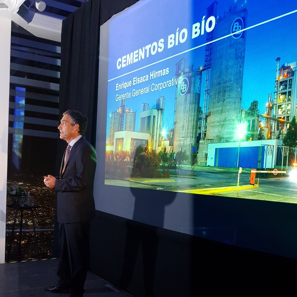 The new-look Cementos Bío Bío prepares to open Chile plant