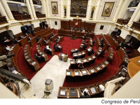 Sector minero peruano queda atrapado en crisis política desatada por el Congreso