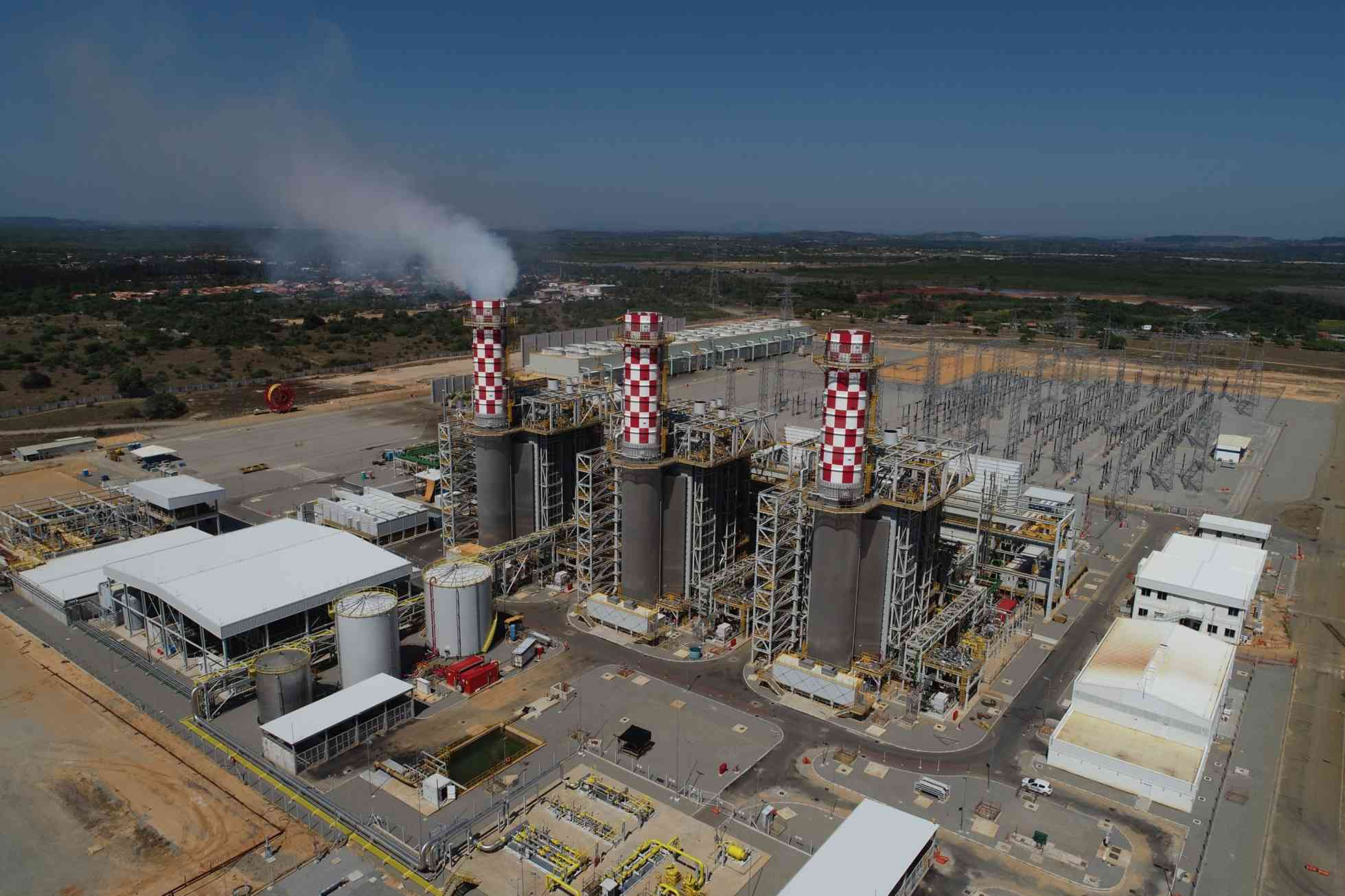 Brazil starts tests for Latin America's largest thermo plant