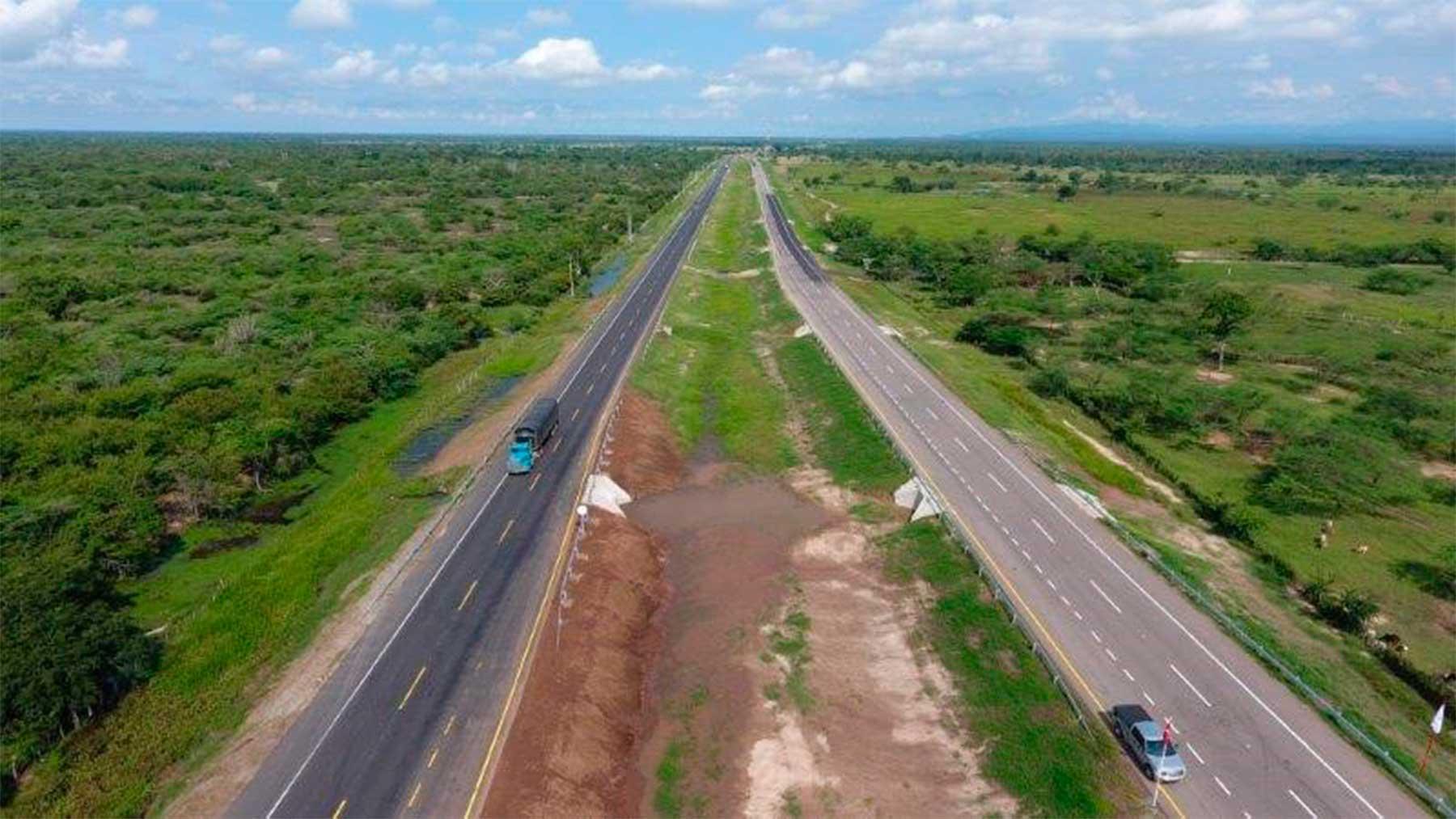 Colombia to restart Ruta del Sol III works