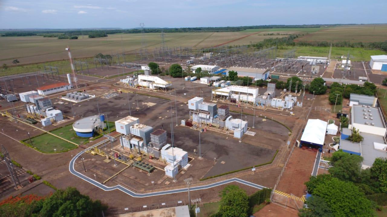 Termoeléctrica brasileña usará diésel durante paralización por mantenimiento