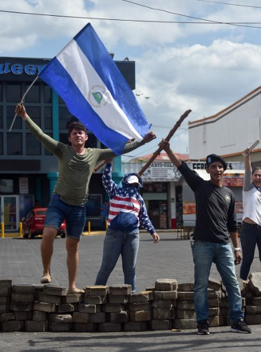 Nicaragua cancels pension reform