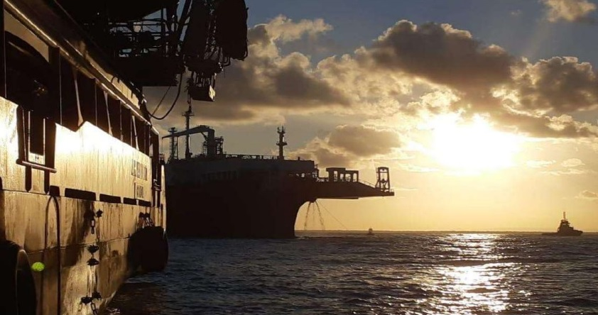 Brazil oil and gas watch