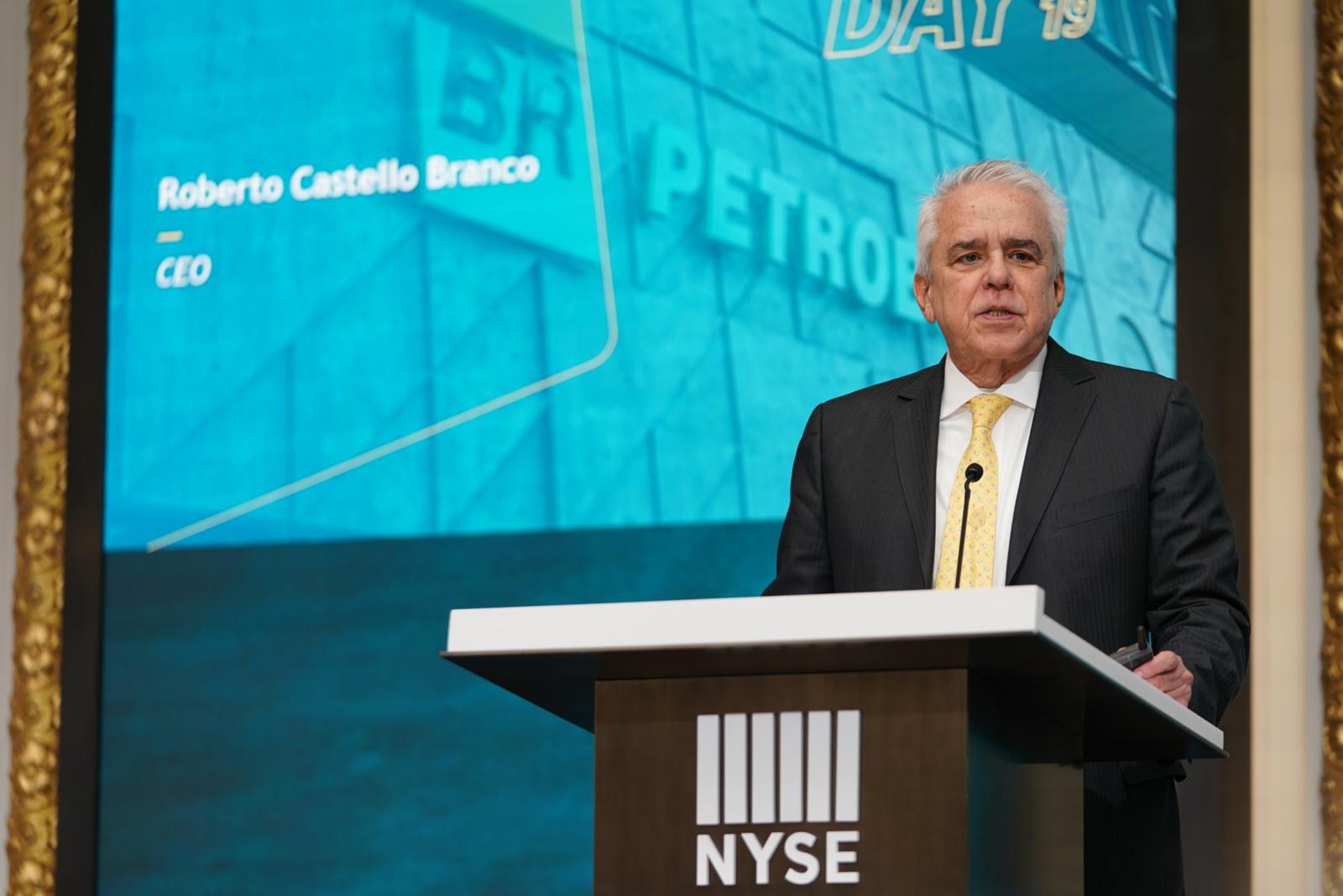 Petrobras apoya nuevo régimen de subastas