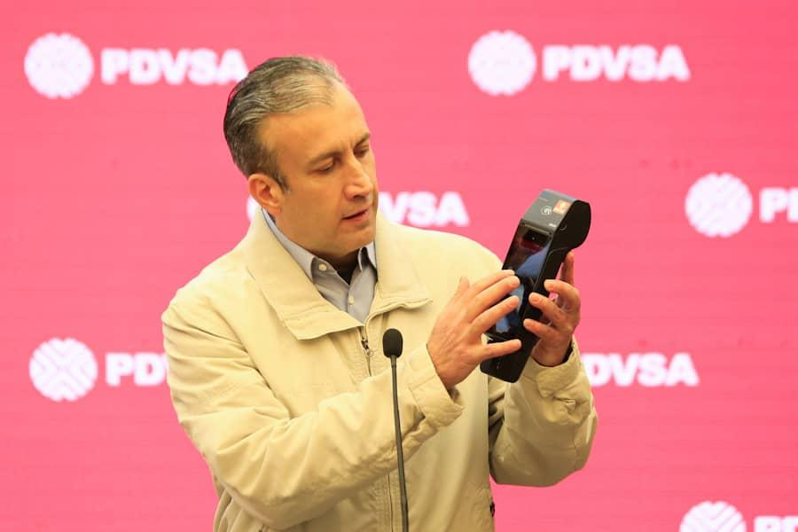 El Aissami describes as successful the new fuel marketing and distribution scheme