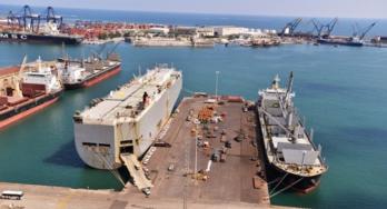 Avanza 2da terminal de contenedores semiautomatizada de A. Latina