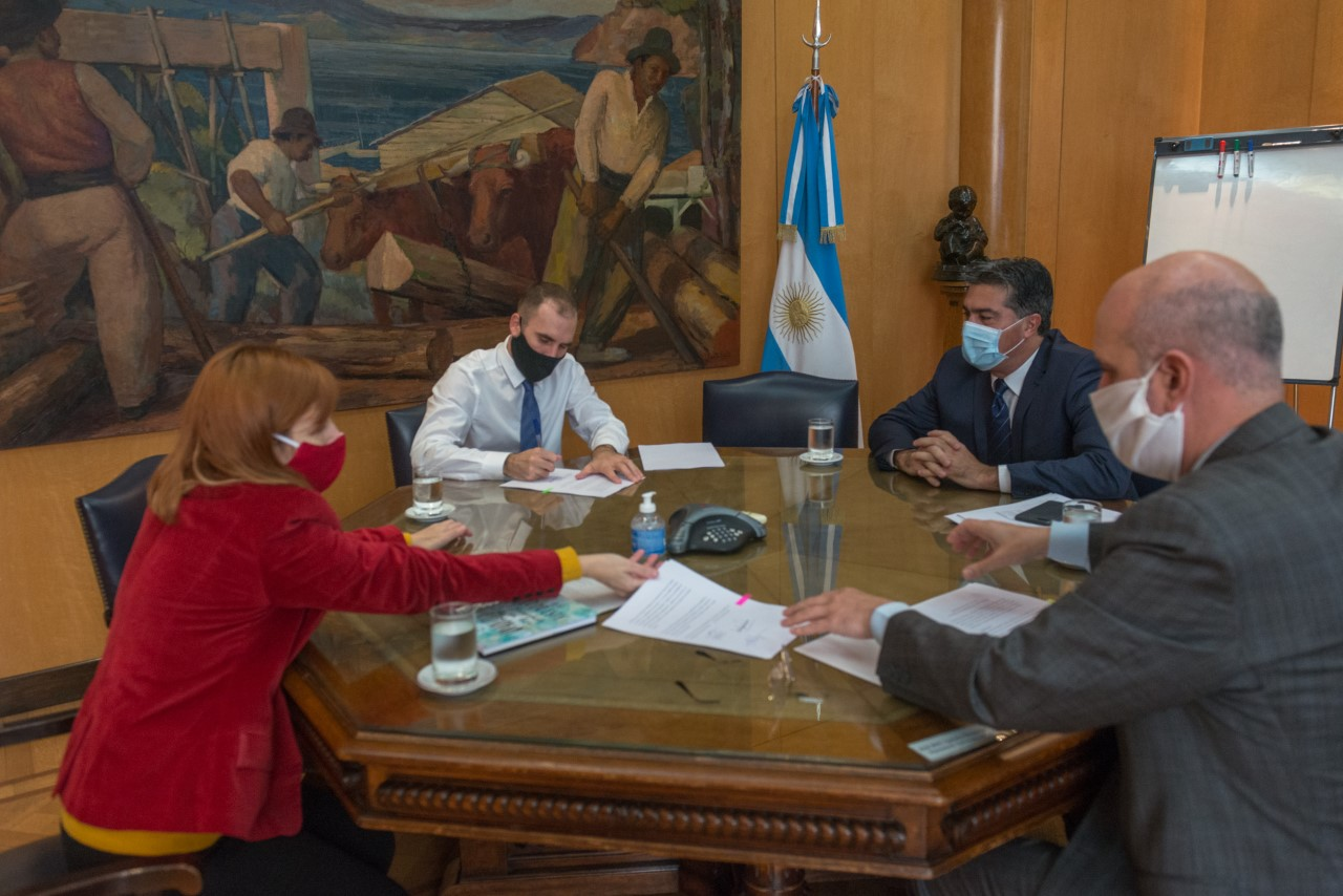 COVID-19: Argentina helps Chaco province restart water, infra works